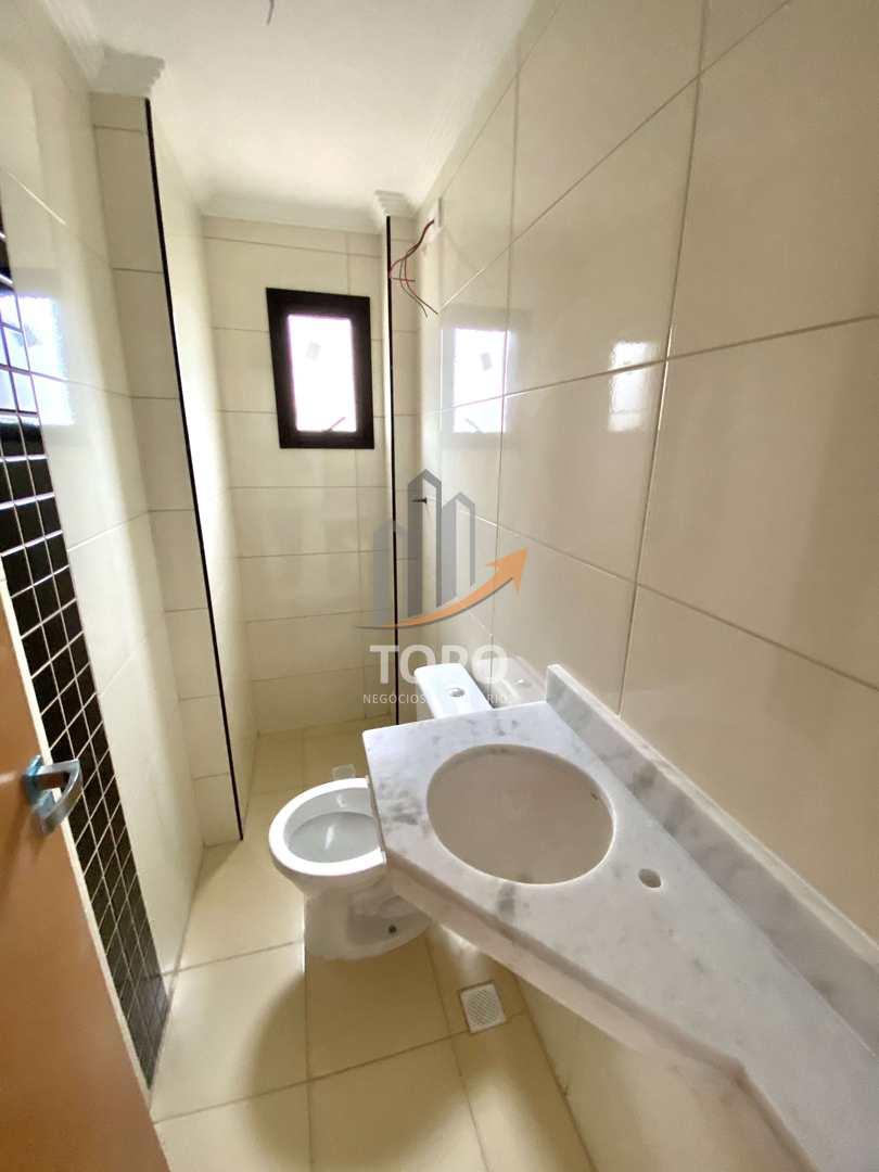Apartamento com 2 dorms, Boqueirão, Praia Grande - R$ 265 mil, Cod: 4768