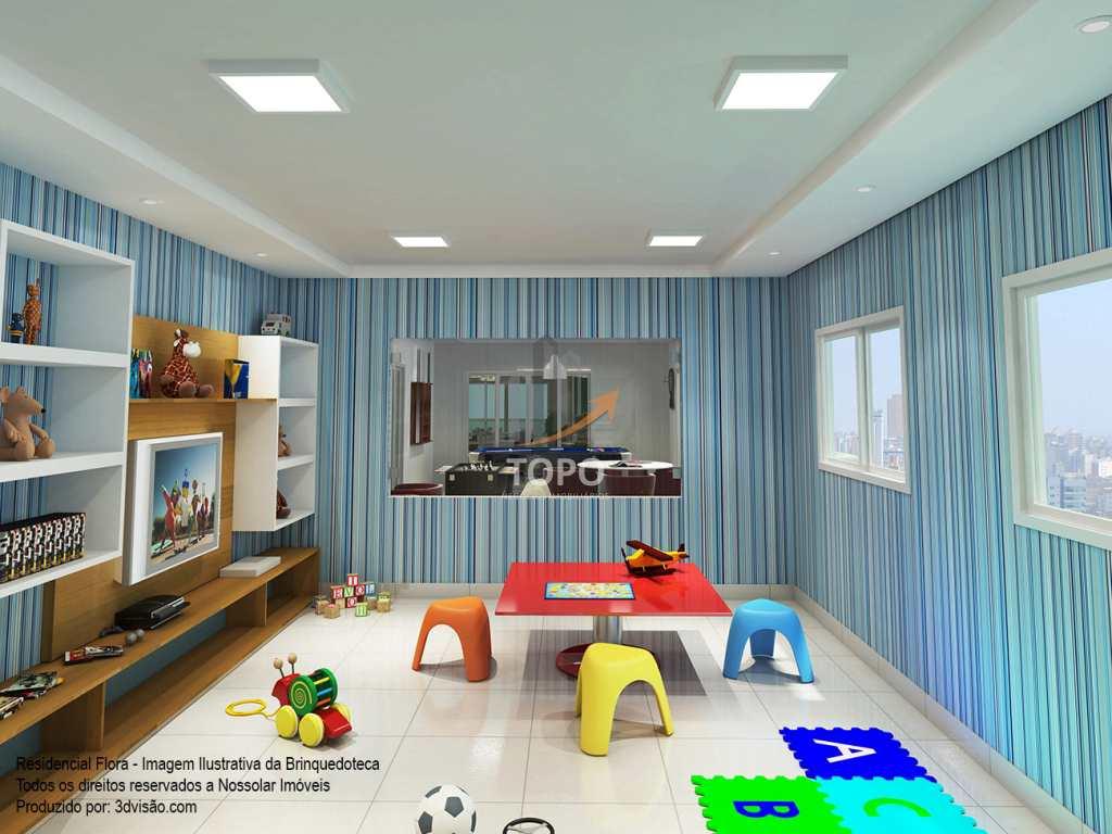 Apartamento com 1 dorm, Canto do Forte, Praia Grande - R$ 250 mil, Cod: 4774