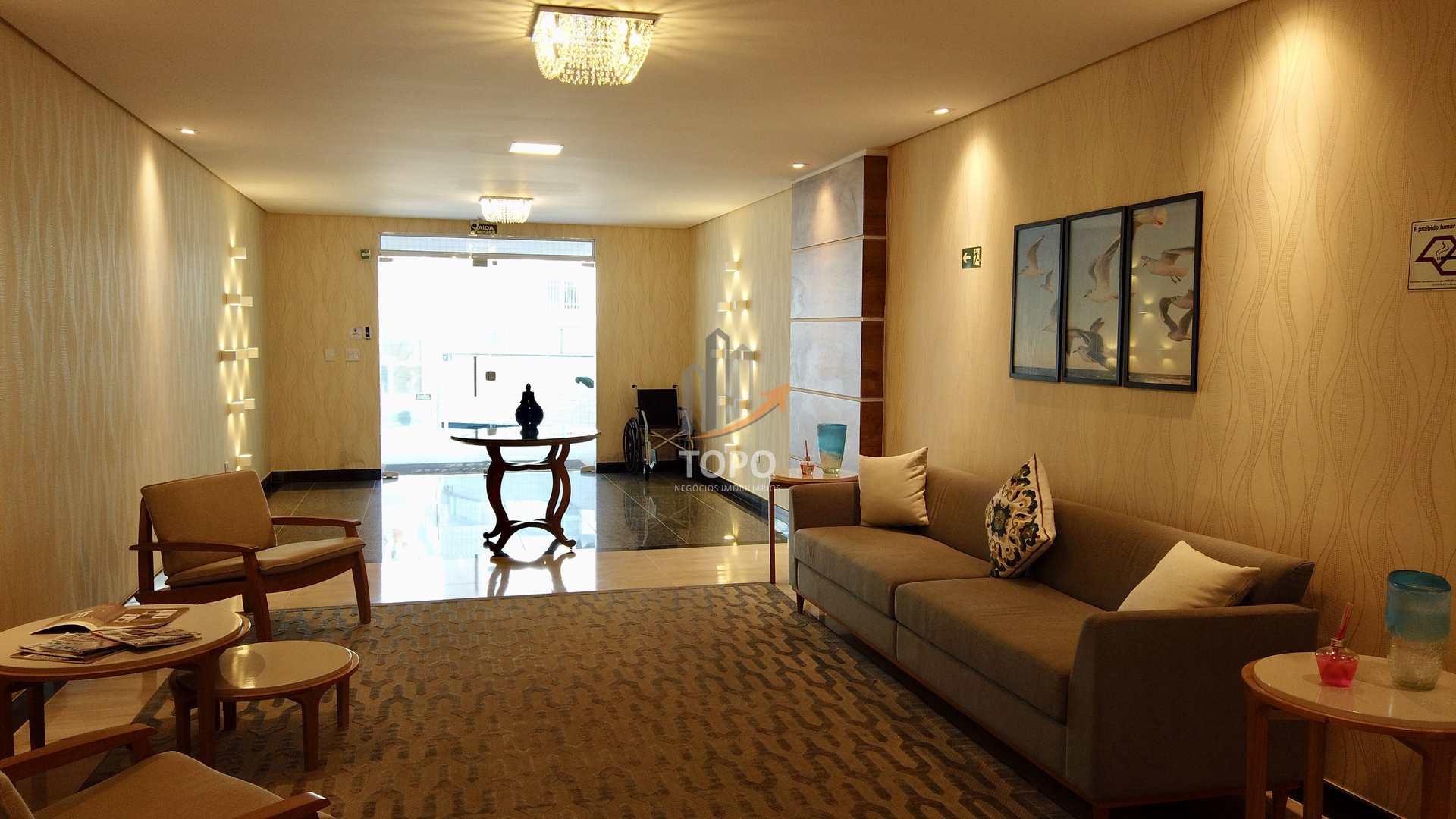 Apartamento com 3 dorms, Boqueirão, Praia Grande - R$ 549 mil, Cod: 4782