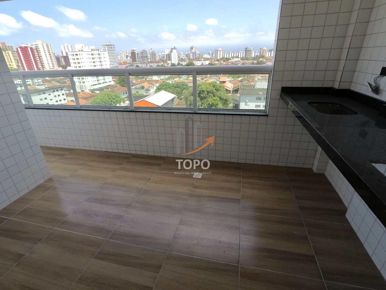 Apartamento com 2 dorms, Canto do Forte, Praia Grande - R$ 300 mil, Cod: 4792