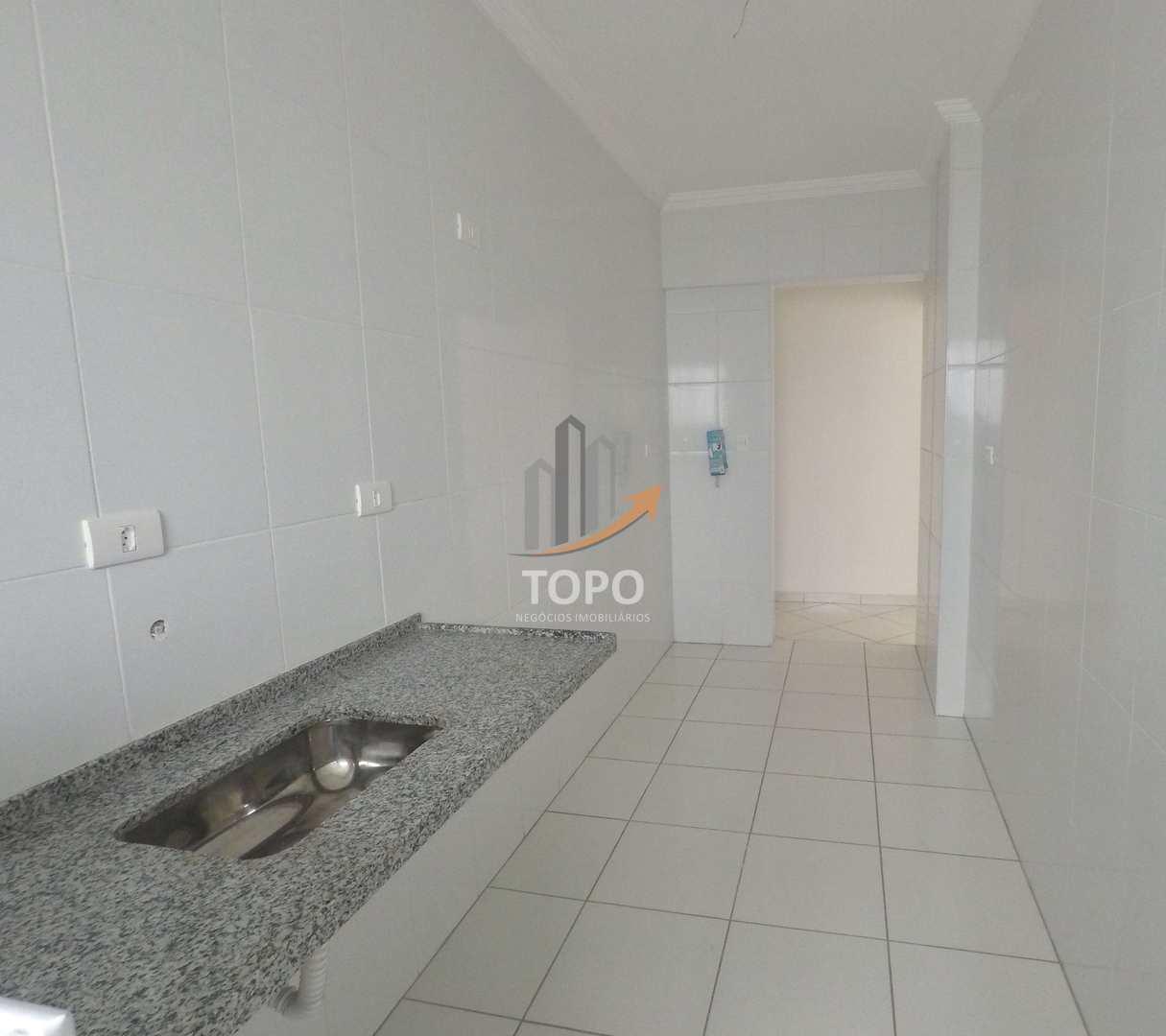 Apartamento com 2 dorms, Guilhermina, Praia Grande - R$ 299 mil, Cod: 4800