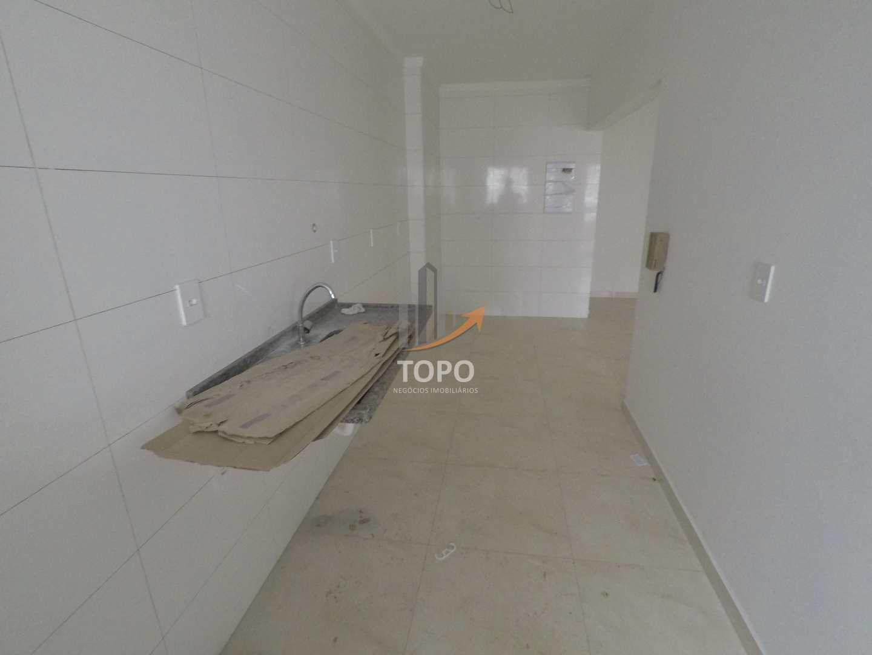 Apartamento com 2 dorms, Guilhermina, Praia Grande - R$ 375 mil, Cod: 4863