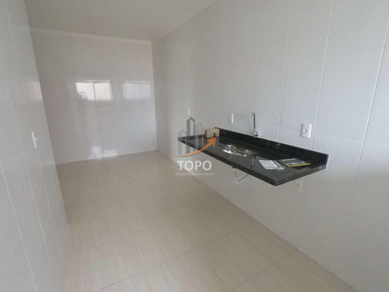 Apartamento com 3 dorms, Canto do Forte, Praia Grande - R$ 430 mil, Cod: 4905