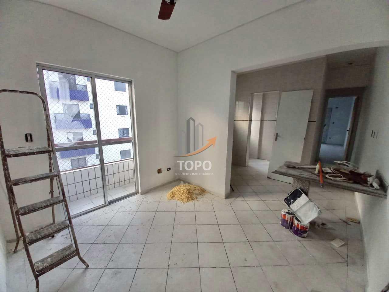 Apartamento com 1 dorm, Guilhermina, Praia Grande - R$ 165 mil, Cod: 4915
