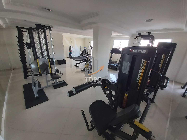 Apartamento com 3 dorms, Guilhermina, Praia Grande - R$ 502 mil, Cod: 5039