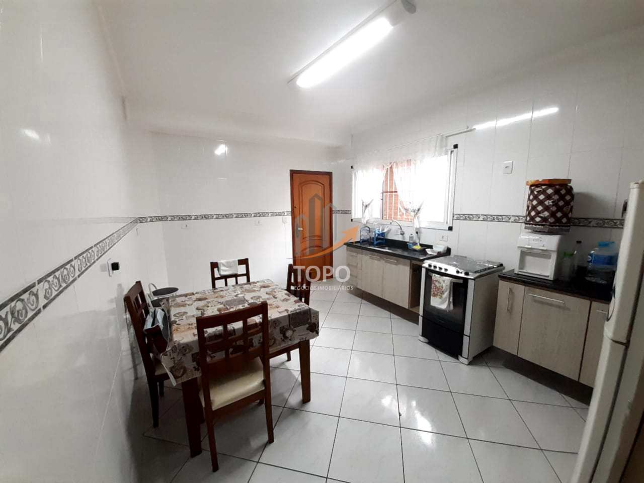 Sobrado com 2 dorms, Boqueirão, Praia Grande - R$ 450 mil, Cod: 5095