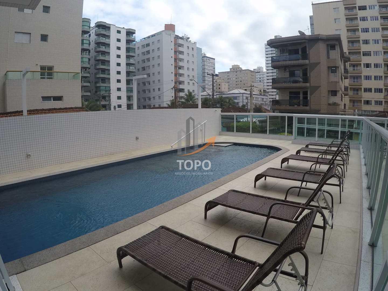 Apartamento com 3 dorms, Tupi, Praia Grande - R$ 600 mil, Cod: 5411
