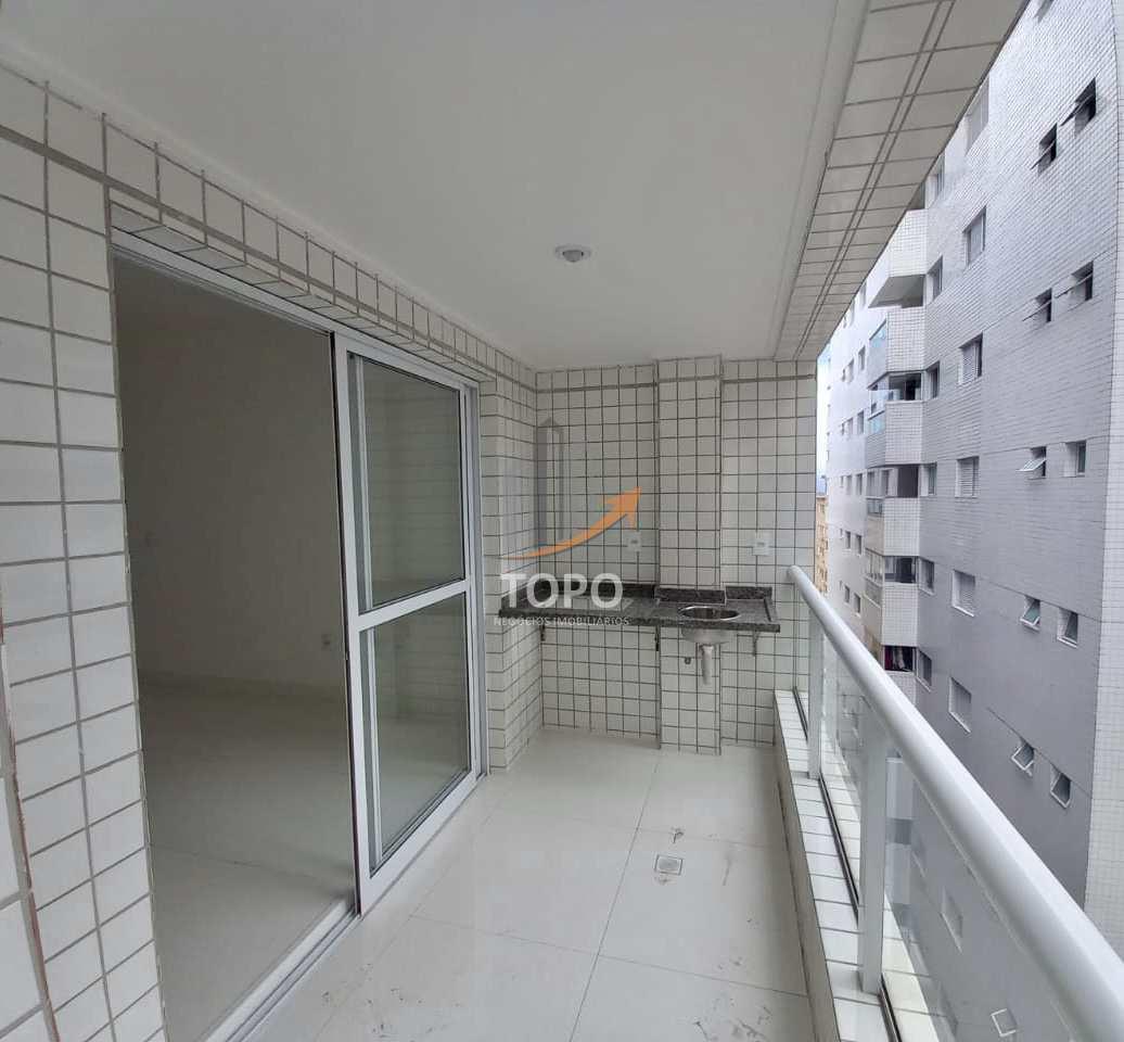Apartamento com 2 dorms, Boqueirão, Praia Grande - R$ 340 mil, Cod: 5625