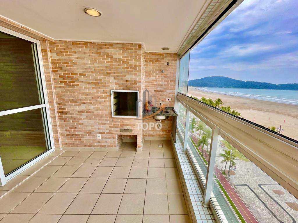 Apartamento com 2 dorms, Guilhermina, Praia Grande - R$ 599 mil, Cod: 5643