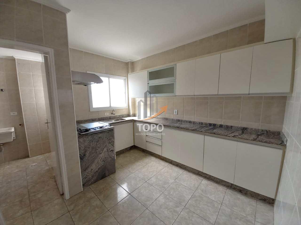 Apartamento com 3 dorms, Ocian, Praia Grande - R$ 420 mil, Cod: 5713