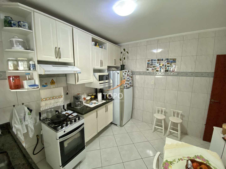 Apartamento com 3 dorms, Guilhermina, Praia Grande - R$ 435 mil, Cod: 5715