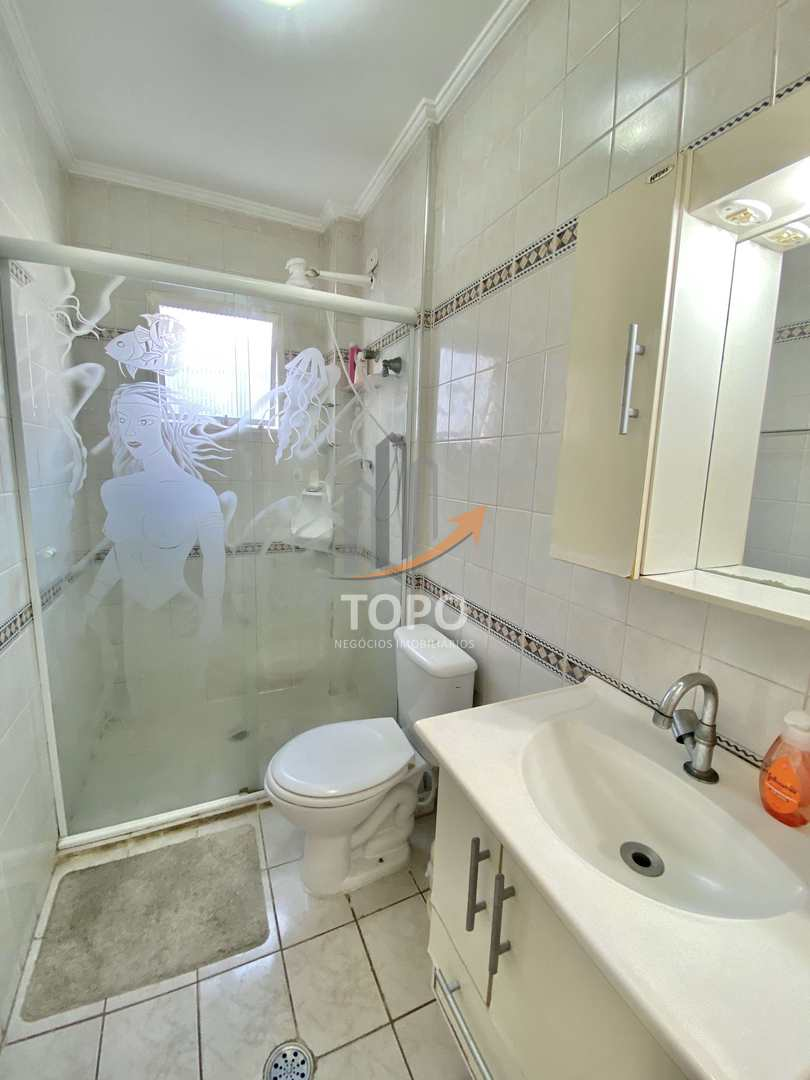 Apartamento com 1 dorm, Guilhermina, Praia Grande - R$ 179 mil, Cod: 5717