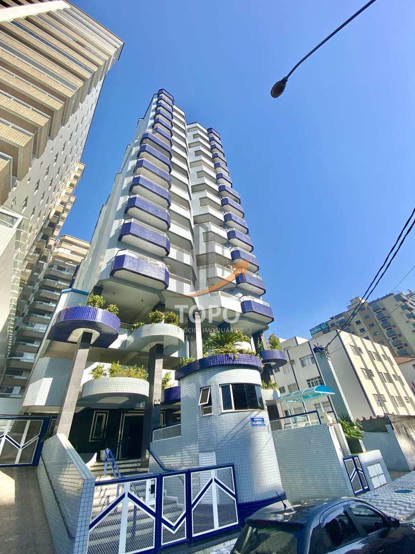 Apartamento com 3 dorms, Guilhermina, Praia Grande - R$ 380 mil, Cod: 5719