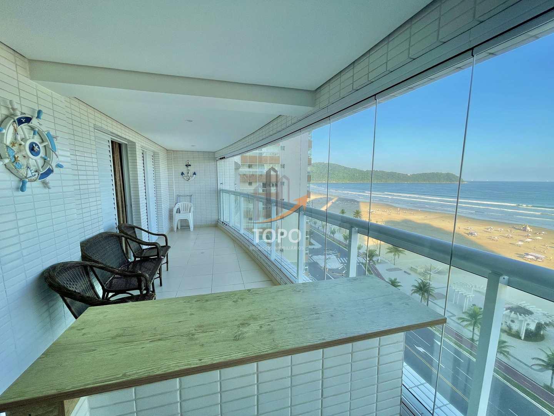 Apartamento com 3 dorms, Boqueirão, Praia Grande - R$ 950 mil, Cod: 5721