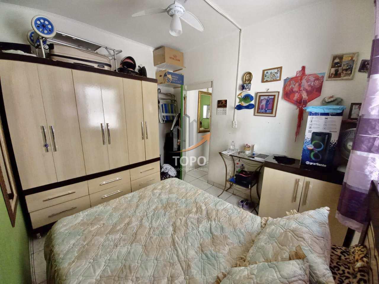Apartamento com 1 dorm, Boqueirão, Praia Grande - R$ 135 mil, Cod: 5729