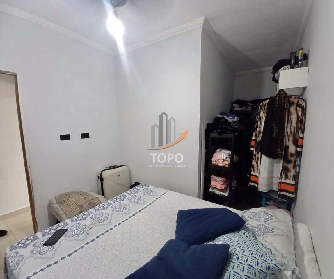 Apartamento com 1 dorm, Guilhermina, Praia Grande - R$ 140 mil, Cod: 5731