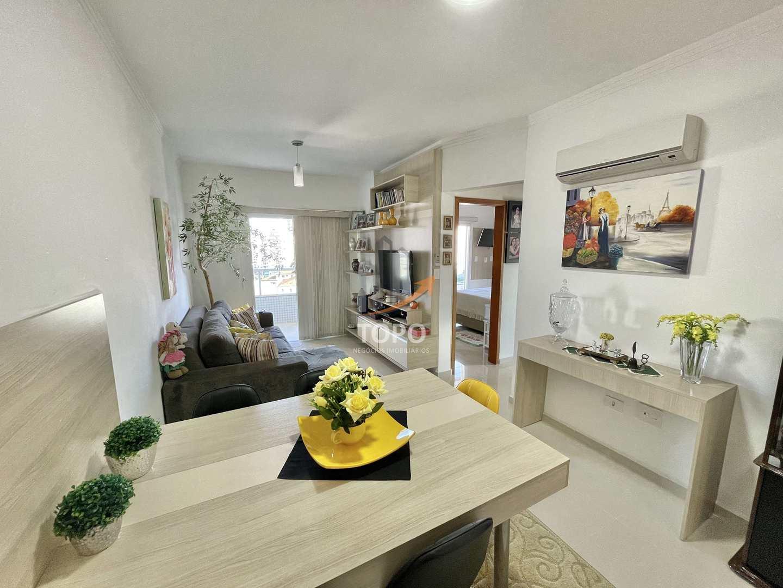 Apartamento com 2 dorms, Boqueirão, Praia Grande - R$ 530 mil, Cod: 5733