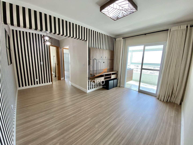 Apartamento com 2 dorms, Boqueirão, Praia Grande - R$ 399 mil, Cod: 5735