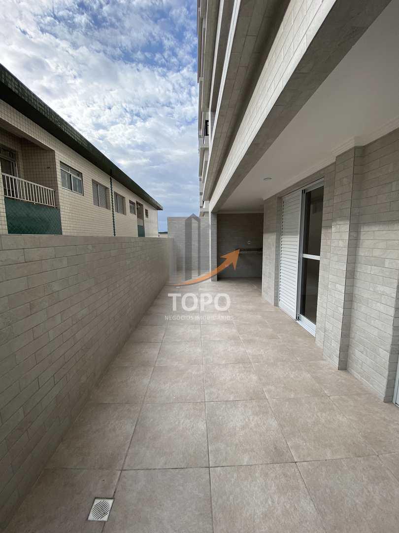 Apartamento com 2 dorms, Guilhermina, Praia Grande - R$ 399 mil, Cod: 5747