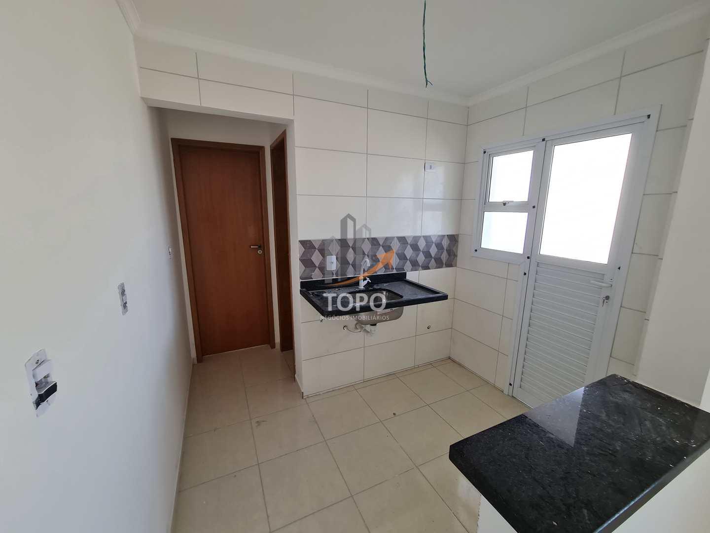 Apartamento com 1 dorm, Boqueirão, Praia Grande - R$ 240 mil, Cod: 5910