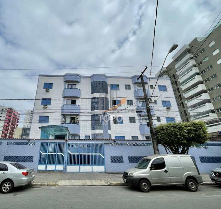 Apartamento com 1 dorm, Canto do Forte, Praia Grande - R$ 169 mil, Cod: 5914