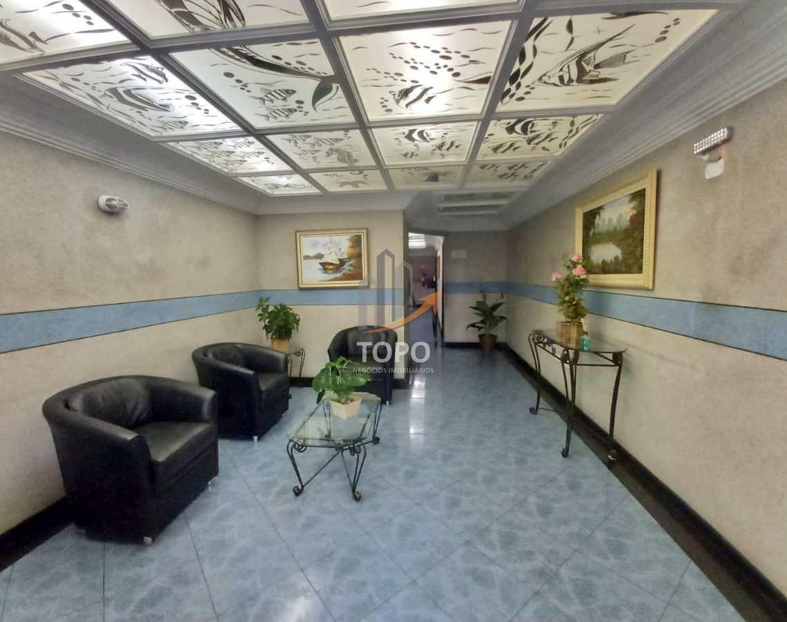 Apartamento com 1 dorm, Canto do Forte, Praia Grande - R$ 220 mil, Cod: 5916