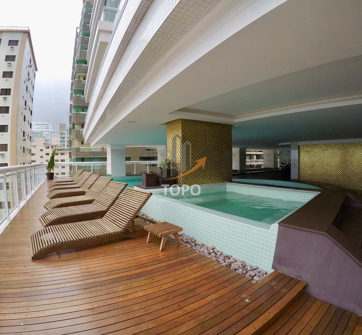 Apartamento com 3 dorms, Canto do Forte, Praia Grande - R$ 1.5 mi, Cod: 5917