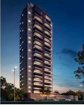 RESIENCIAL UNIQUE - Condomínio Vertical - Pirassununga SP