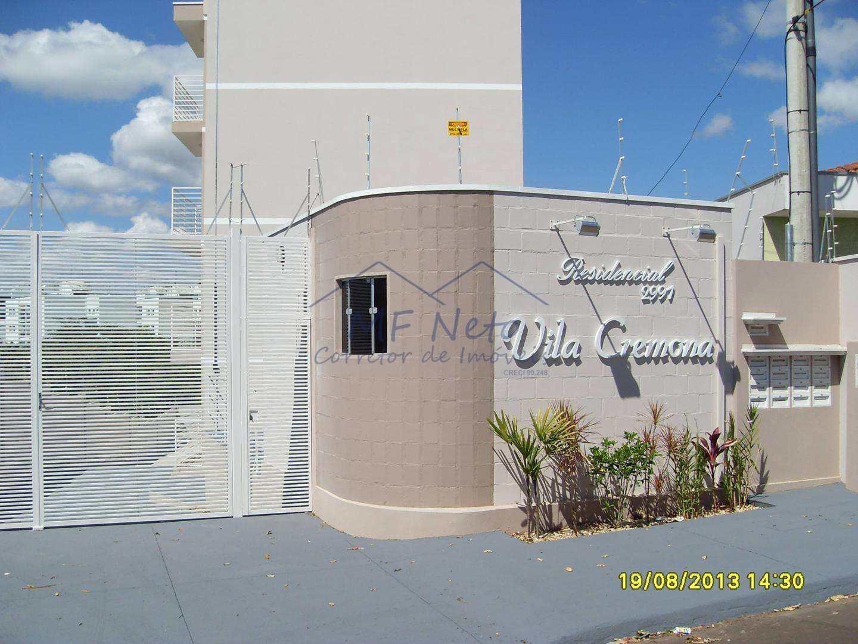 VILA CREMONA - Condomínio de apartamentos