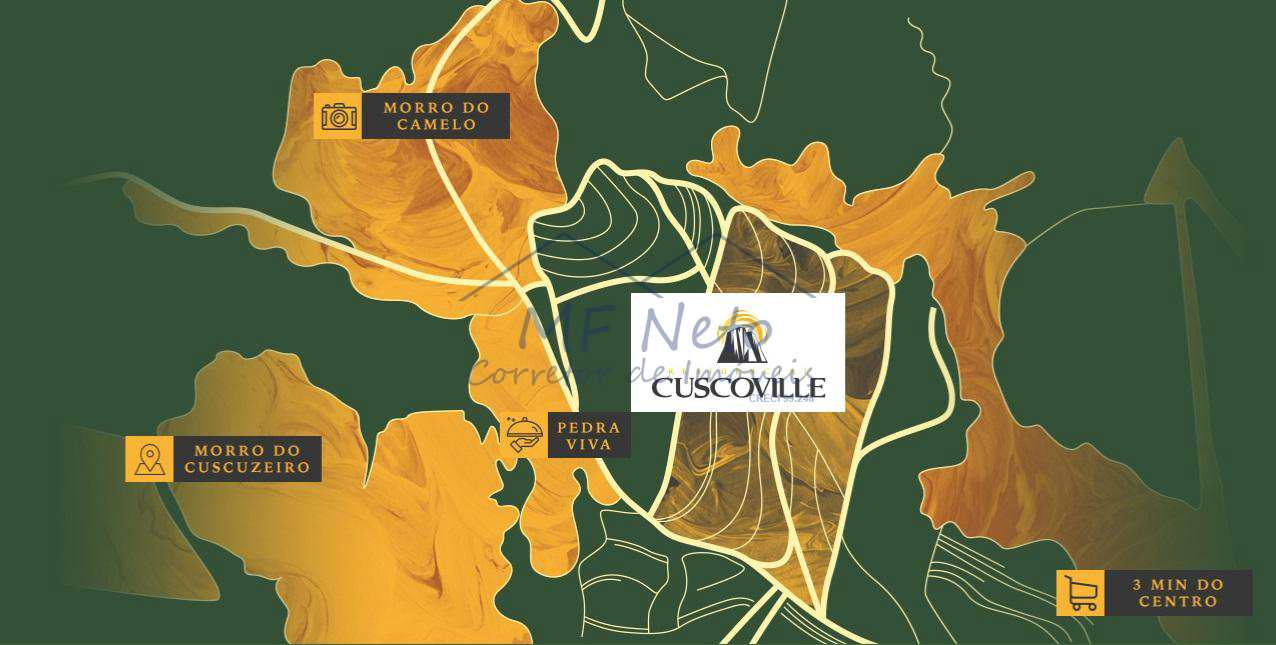 CUSCOVILLE Localização