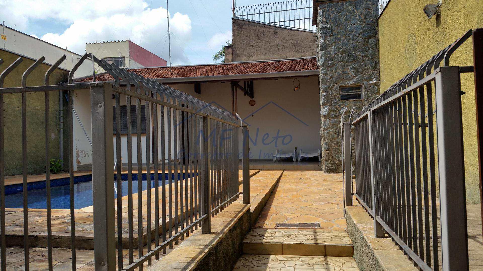 Rua José Bonifácio Pirassununga SP 41