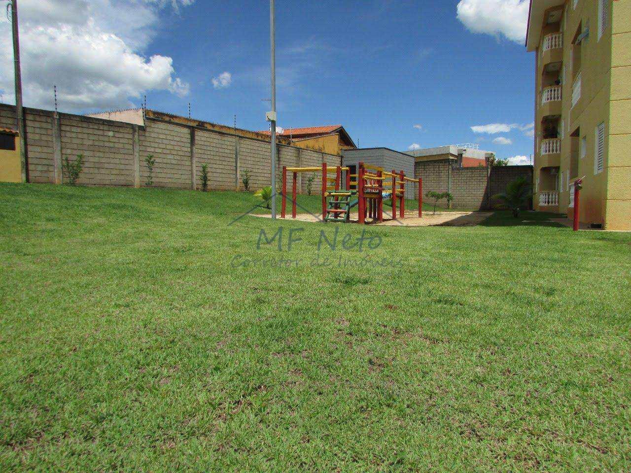 Apartamento com 2 dorms, Jardim Europa, Pirassununga - R$ 185 mil, Cod: 100700