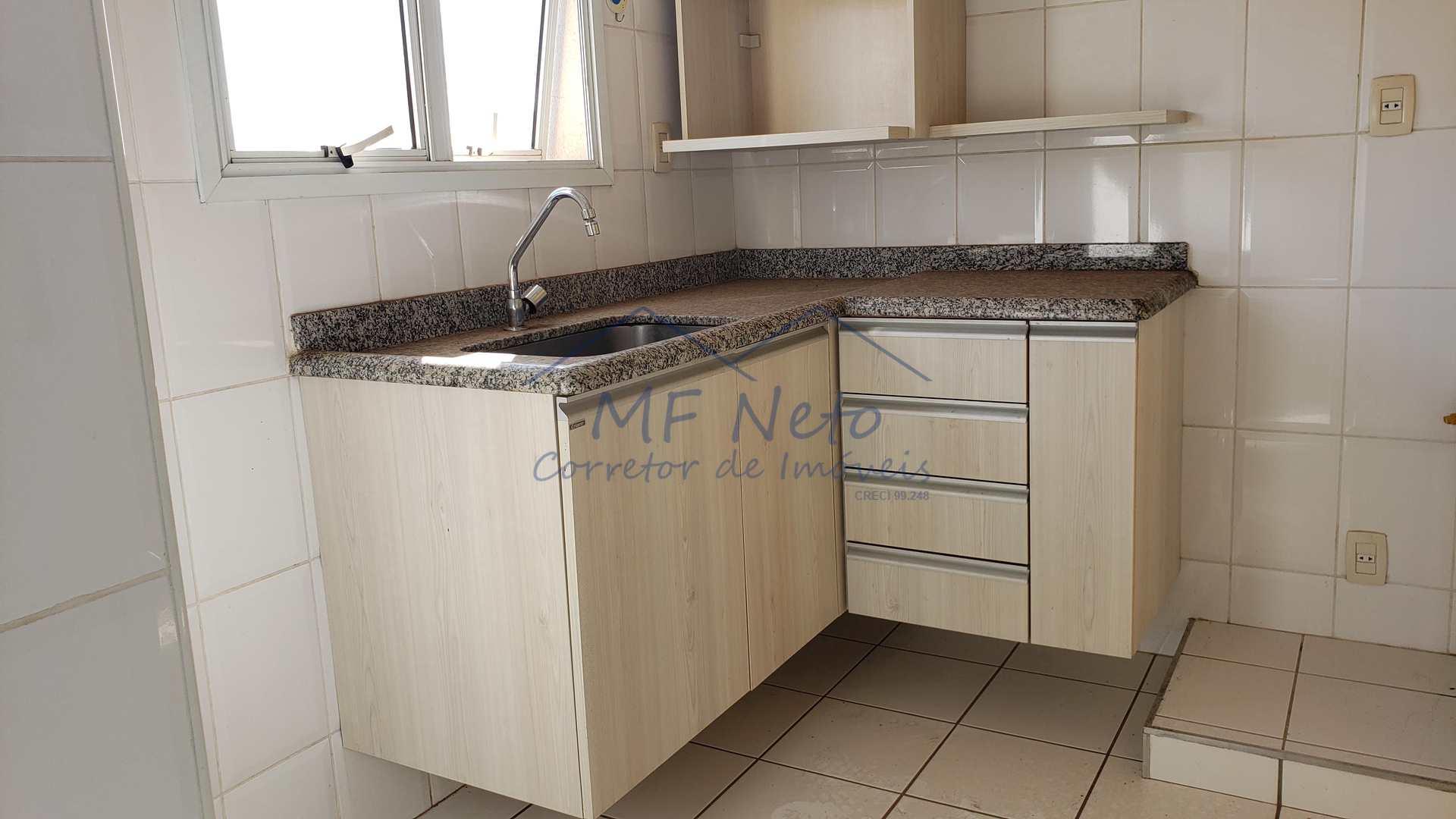Apartamento com 1 dorm, Jardim Rosim, Pirassununga - R$ 135 mil, Cod: 38200