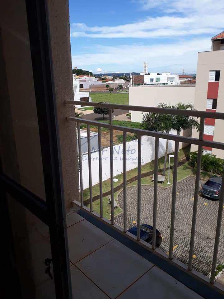 Cobertura com 2 dorms, Vila São Guido, Pirassununga - R$ 220 mil, Cod: 10131601