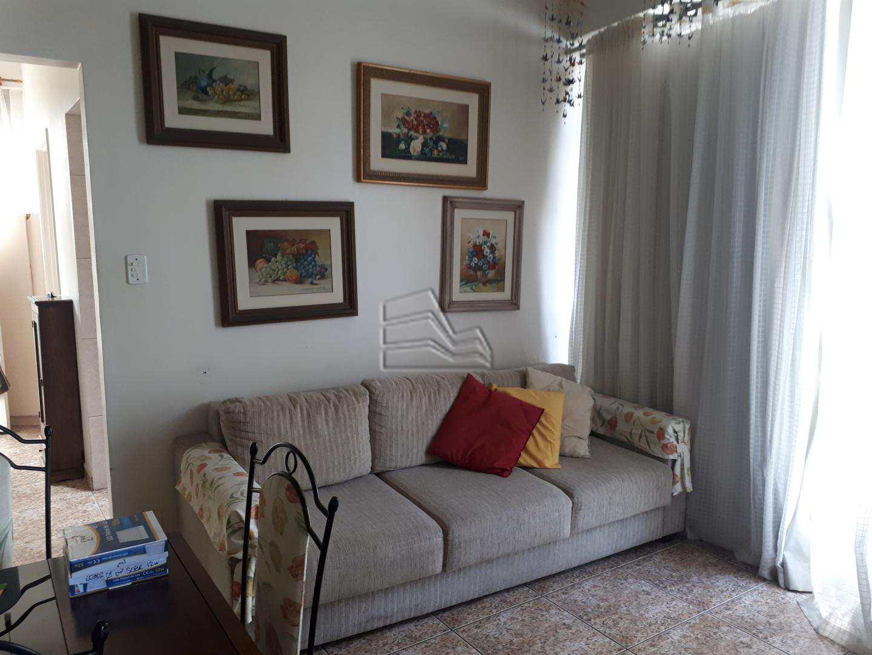 Apartamento com 1 dorm, Itararé, São Vicente - R$ 240 mil, Cod: 806