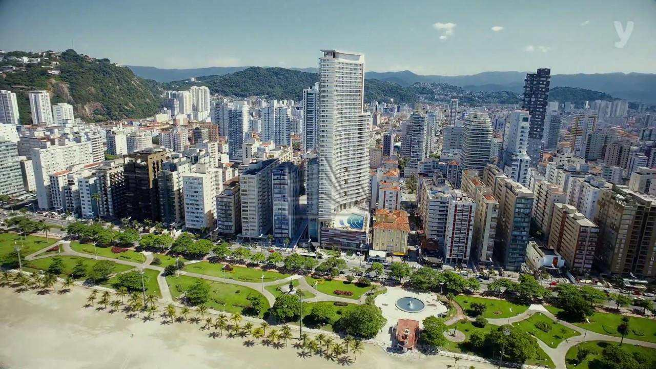 Apartamento com 1 dorm, Pompéia, Santos - R$ 480.000,00, 48m² - Codigo: 1056