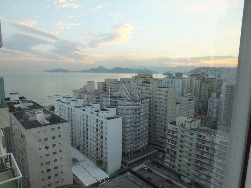 Apartamento com 1 dorm, Boqueirão, Santos - R$ 470.000,00, 51m² - Codigo: 1071