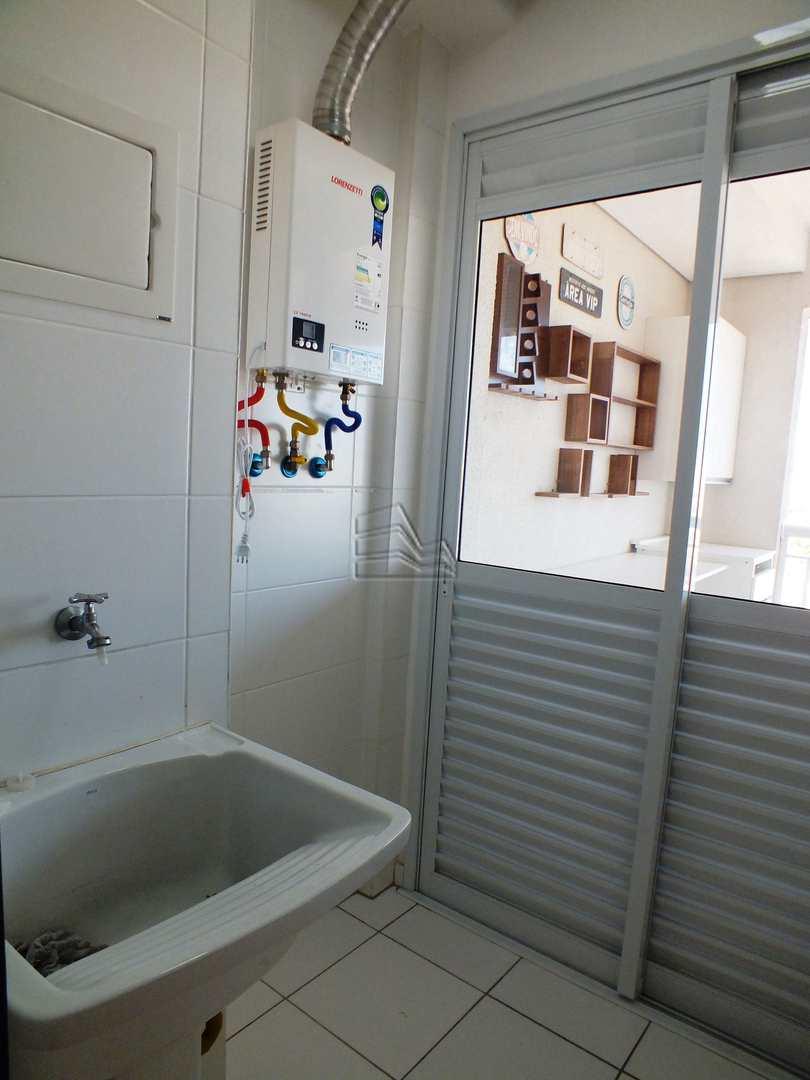 Apartamento com 3 dorms, Vila Mathias, Santos - R$ 500 mil, Cod: 1088