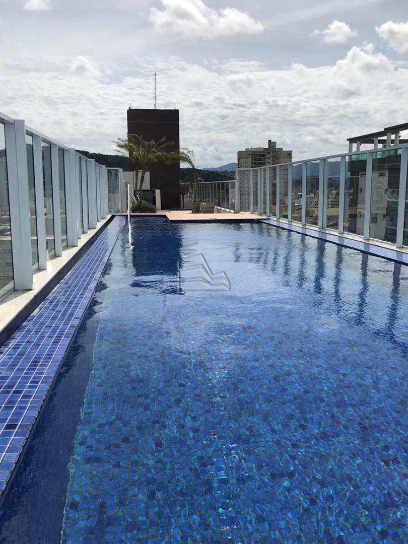 Apartamento com 2 dorms, José Menino, Santos - R$ 395.000,00, 70m² - Codigo: 1148