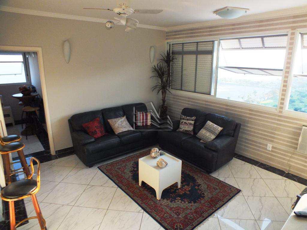 Apartamento com 2 dorms, Pompéia, Santos - R$ 550.000,00, 84m² - Codigo: 1152