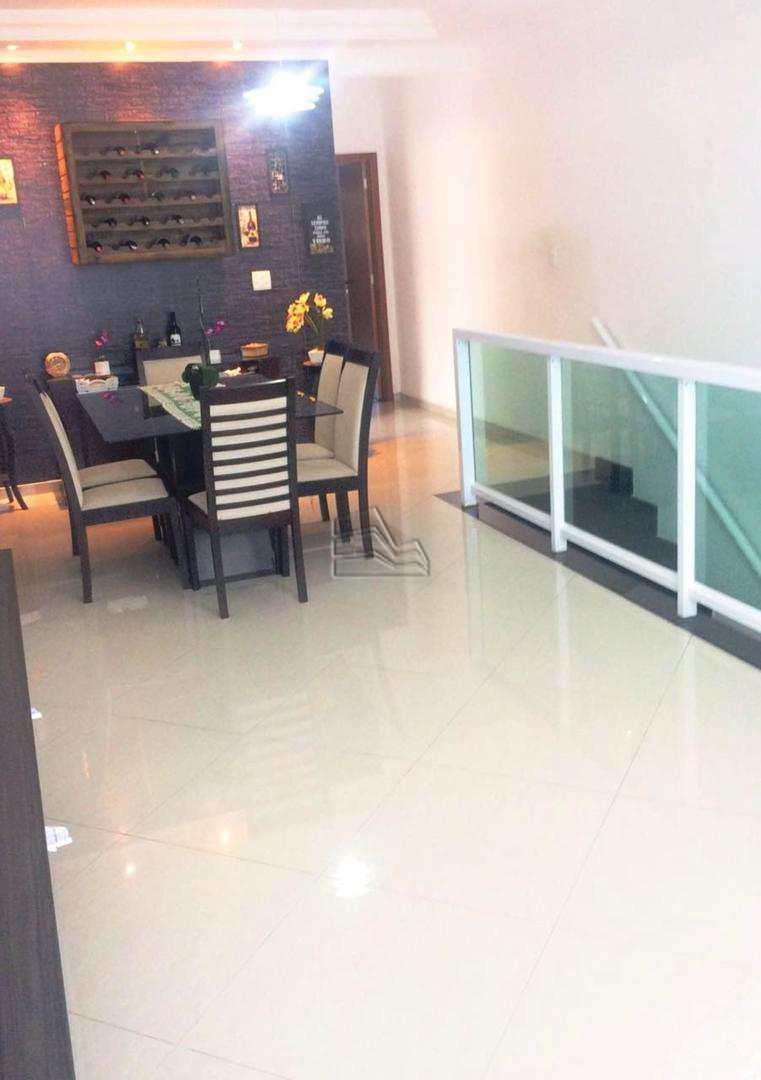 Casa com 3 dorms, Embaré, Santos - R$ 900.000,00, 230m² - Codigo: 1155