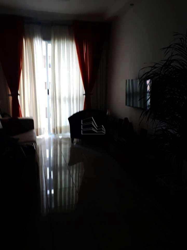 Apartamento com 1 dorm, Gonzaga, Santos - R$ 420 mil, Cod: 1183