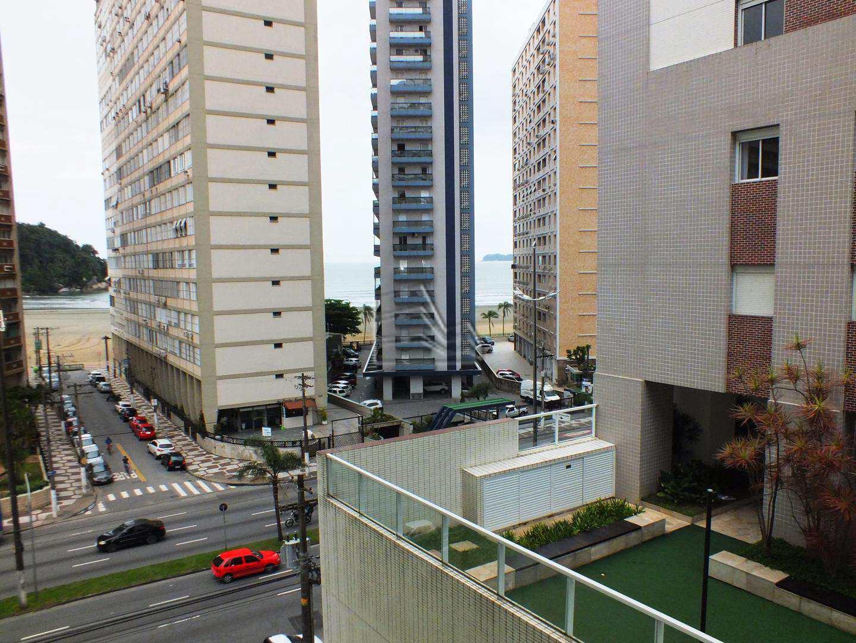 Apartamento com 1 dorm, José Menino, Santos - R$ 225 mil, Cod: 1184