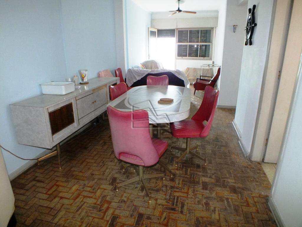 Apartamento com 1 dorm, José Menino, Santos - R$ 250 mil, Cod: 1215