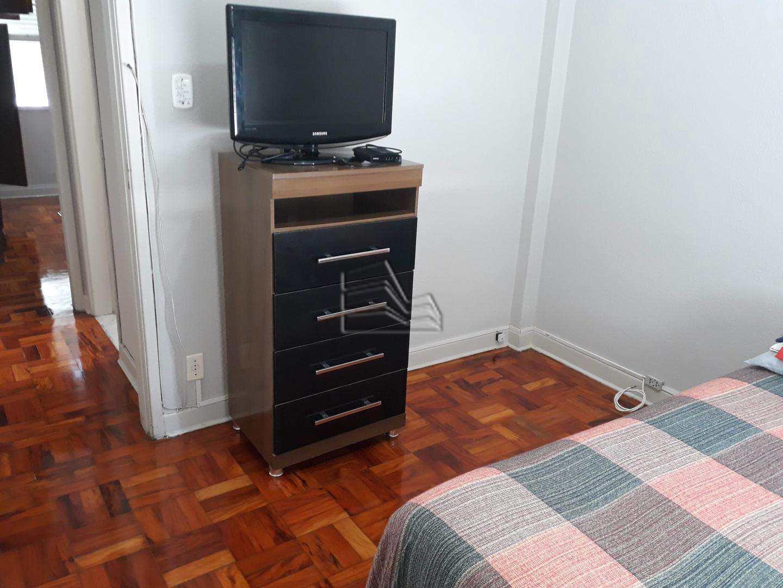 Apartamento com 2 dorms, Boqueirão, Santos - R$ 382 mil, Cod: 1226