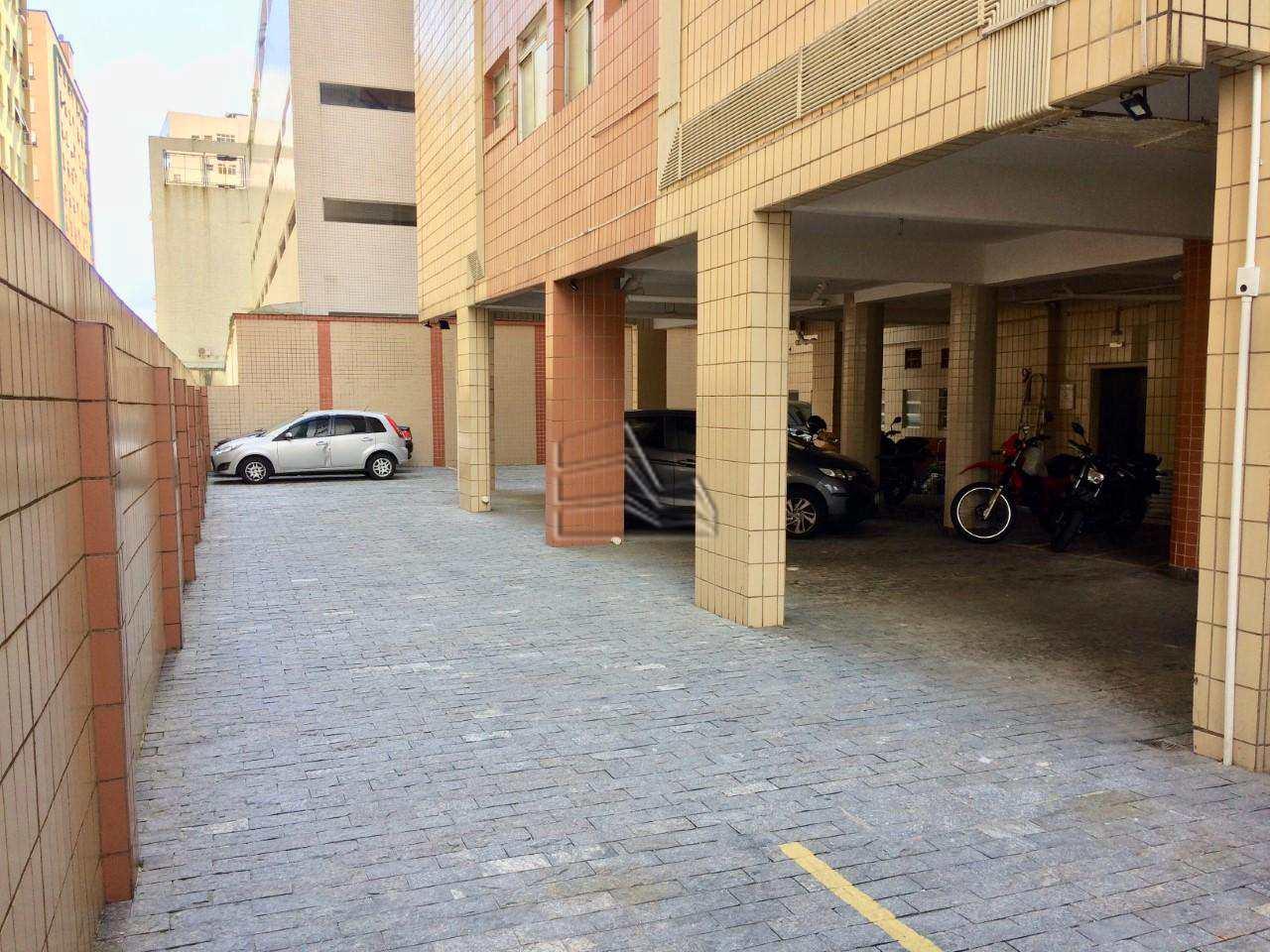 Sala Living com 1 dorm, Embaré, Santos - R$ 180 mil, Cod: 1237