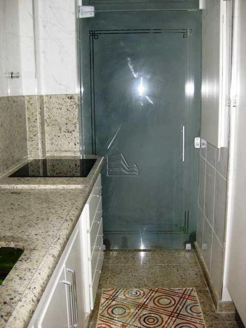 Apartamento com 3 dorms, José Menino, Santos - R$ 570 mil, Cod: 1253