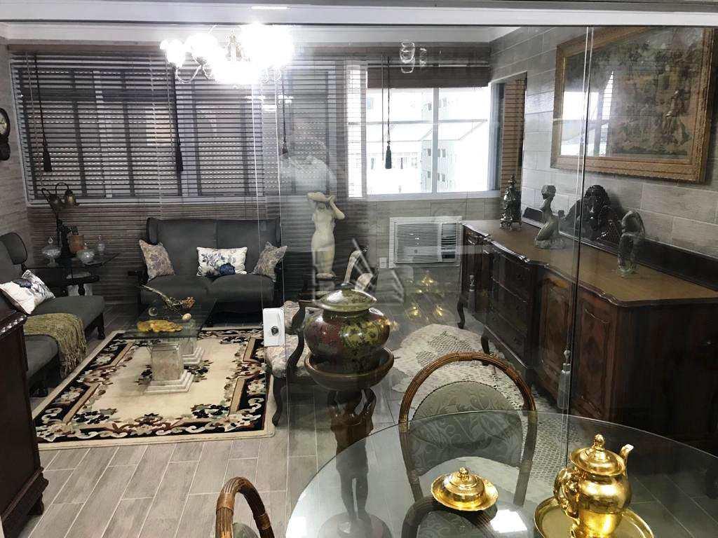 Apartamento com 2 dorms, Pompéia, Santos - R$ 420 mil, Cod: 1264