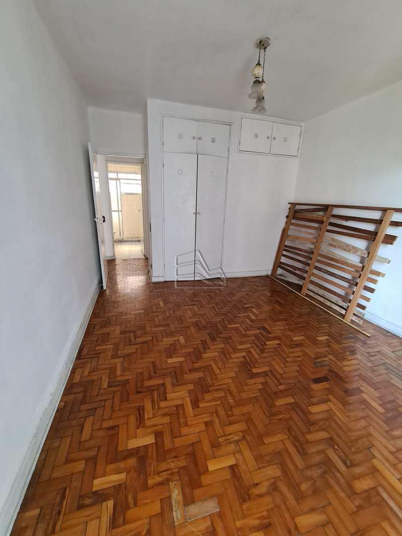 Apartamento com 2 dorms, Aparecida, Santos - R$ 400 mil, Cod: 1269