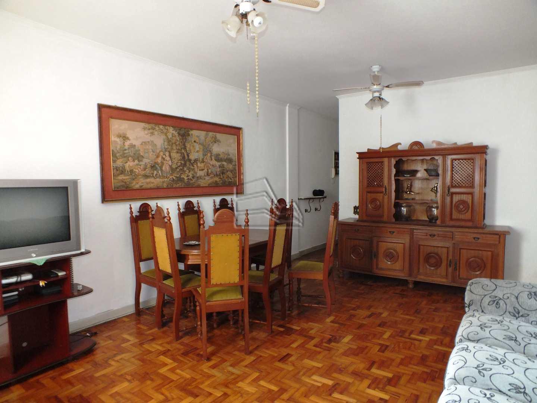 Apartamento com 2 dorms, Aparecida, Santos, Cod: 1269